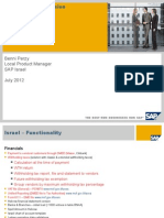 SAP Isreael localization.ppt