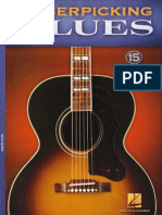 Fingerpicking Blues Guitar - 15 Songs