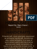 Handicrafts In The Philippines