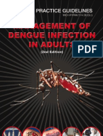 CPG Management of Dengue Infection in Adult (2nd Edition)