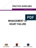 CPG Management of Heart Failure