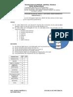 Parámetros Para Presentación de Video e Informe Mantenimiento Industrial 1