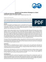 Control de Agua en Yacimientos en Saudi Aramco en Carbonatos