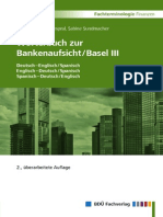 Glosario de Finanzas Ingles Espanol Aleman