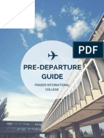 FIC Pre-Arrival Guide