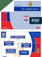 HP Lubricants