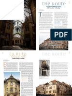 THE ROUTE - LA RUTA - Connecting Within Europe - Art Nouveau in Oradea