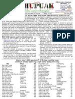 Thupuak Volume 10, Issue 03 (28 June 2015)