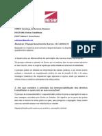 Atividade-Princípios do Direito do Trabalho.doc