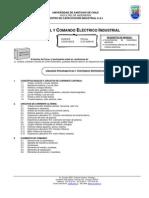 Control y Comando Electrico Industrial_100 Horas_2015