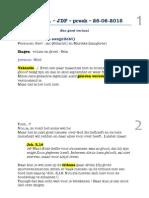 Joh. 14 e.a.t. – JDF – Preek – 28-06-2015 Een Goed Verhaal