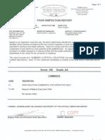 Douglas County Health Inspections - June 26