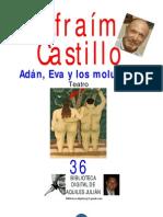 ADÁN, EVA Y LOS MOLUSCOS, POR EFRAÍM CASTILLO