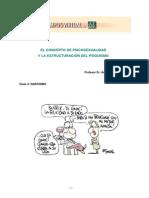 El concepto de psicosexualidad y la estructuración del psiquismo