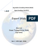 2004-ES-Ocean Transportation Study Update