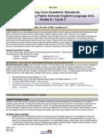 jcps kcas grade 8 cycle 2 2015-16