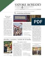 L´OSSERVATORE ROMANO - 26 Junio 2015 .pdf
