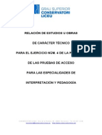 Obras Tecnicas PA-2