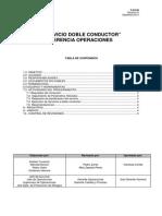p.go.08 Estructuracion Doble Conductor. Rev 03