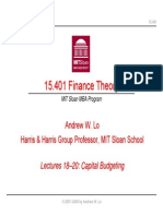 Capital Budgeting Researched 4