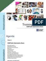 Materi Training GSM Radio Optimization Basic Basic