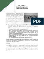EBDV. Misiones - Historia. en Africa