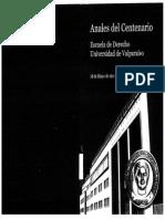 Enrique Barros B.  Los estudios de derecho a la luz del concepto de ciencia y de la finalidad práctica que los inspira (clase inaugural).