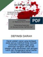 Bloodstain Analysis Forensik