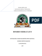 Bombeo-Hidráulico