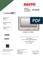 TV_SANYO HT-30746.PDF