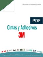 Cintas y Adhesivos Industriales 3m