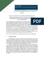 Biocompatibility of Nanostructured ChitosanPEO Membranes in Vitro and in Vivo Evaluation