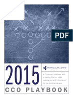 CCO Playbook 2015 From Financial Tracking