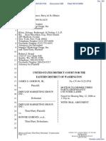 Gordon v. Impulse Marketing Group Inc - Document No. 320