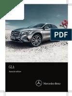 Manual Utilizare Mercedes