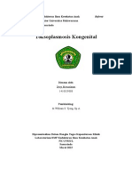 Referat Toksoplasmosis Kongenital