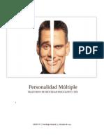 Personalidad Múltiple