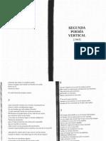 Juarroz, Roberto-selecc Segunda Poesía Vertical (1963)