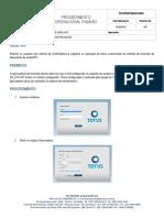 POP - Controle Exclusão Documento Saída