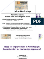 Monopole Transmission Workshop- Arm Designs and Issues Panel Discussion.pdf