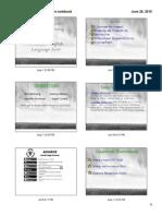 model classroom example presentation