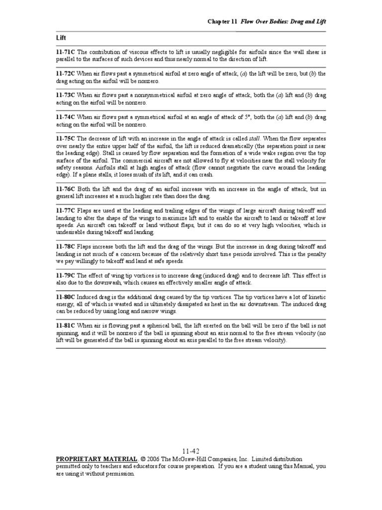Fluid Mechanics Cengel 3rd Edition Pdf