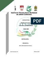 Antologia Botanica Forestal