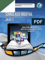Simulasi Digital X-2