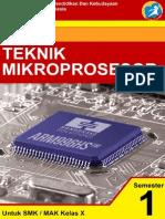 Teknik Mikroprosesor X-1