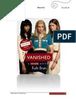 12. Vanished [Kate Brian]