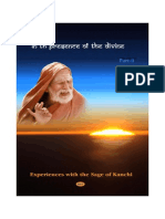 In the Presence of Divine - Vol 2 - Chapter 1 - Sri Thiagu Thatha