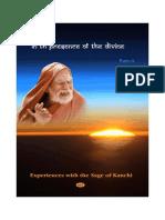 In the Presence of Divine - Vol 2 - Chapter 1 - Sri Thiagu Thatha