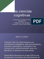 32,442,Las Ciencias Cognitivas y Linguistica Cognitiva