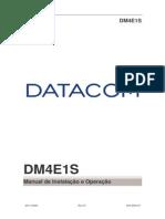 204-0040-07-dm - Manual DM4E1S